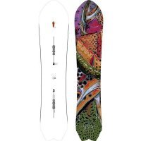 Burton Fish Snowboard 161 2nd 2014