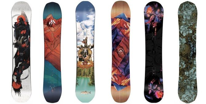 2019 Snowboards