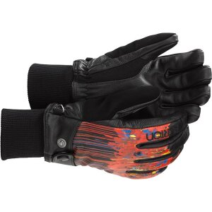 Burton Womens Golden Pipe Glove