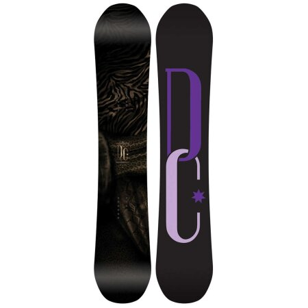 DC Womens PLY 149 Snowboard