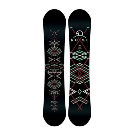 Rome Womens Royal 147 Snowboard