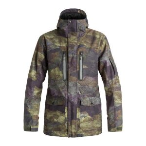 Quiksilver Dark And Stormy Jacket M