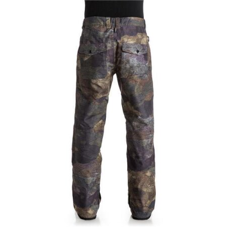 Quiksilver Dark And Stormy Pant