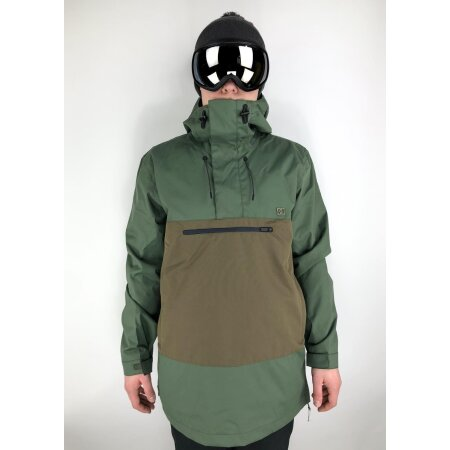 DC Rampart Jacket