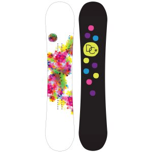 DC Womens Biddy Snowboard