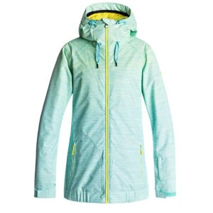 Roxy Womens Valley Snow Jacket