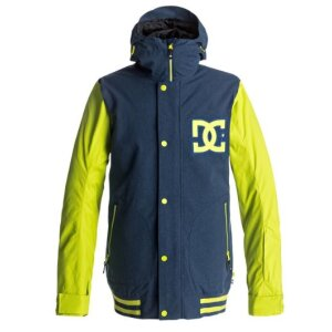 DC DCLA Snow Jacket M