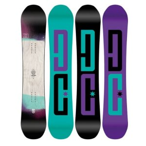 DC Womens Forever Snowboard