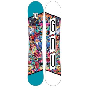 Gnu Womens Chromatic BTX Snowboard