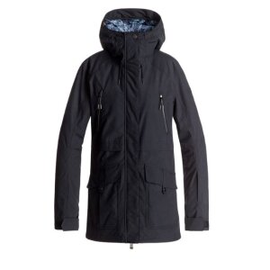 Roxy Womens Tribe Snow Jacket L