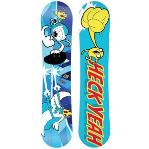 DC Ply Mini Snowboard 125