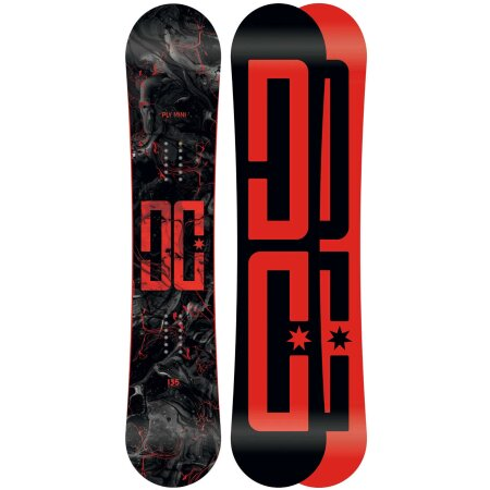 DC Ply Mini Snowboard  135