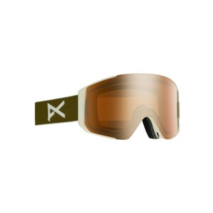 Anon Sync Goggle Olive + Spare Lens 2020