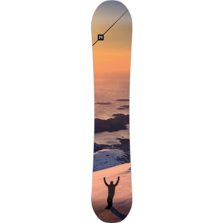 Nitro Team Exposure Gullwing Snowboard 2020 159