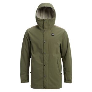 Analog Gunstock Jacket Dusty Olive / Twill