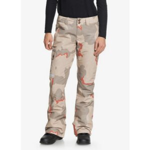 DC Womens Recruit Snow Pants Camo