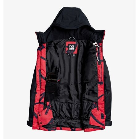 DC DCLA Jacket Red 2020 S