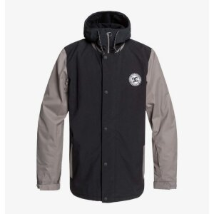 DC DCLA Jacket Black 2020