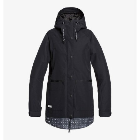 DC Womens Riji Snow Jacket Black 2020