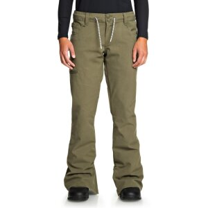 DC Womens Viva Snow Pants Olive 2020