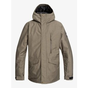 Quiksilver Mission Jacket Grape 2020