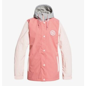 DC Womens DCLA Snow Jacket Rose 2020