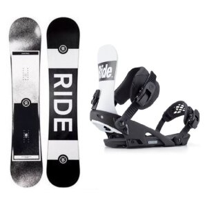 Ride Control 164W + Ride Rodeo XL