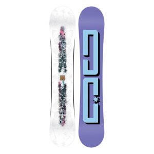 DC Womens Biddy Snowboard 2020 Showroom
