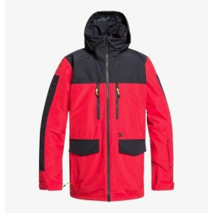 DC Company 45K Snow Jacket Racing Red 2020