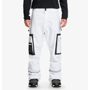DC Revival Snow Pants White 2020