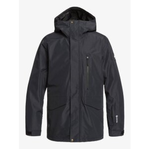 Quiksilver Mission 2L Gore-Tex Jacket Black 2020 L