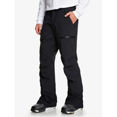 Quiksilver Utility Snow Pants Black 2020 M