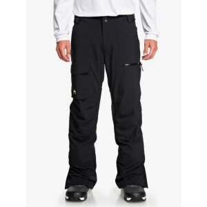 Quiksilver Utility Snow Pants Black 2020 L