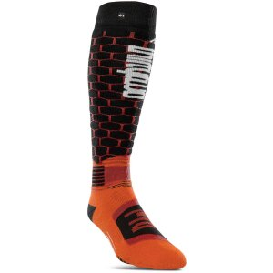 ThirtyTwo Asi Merino Elite Sock Orange S/M
