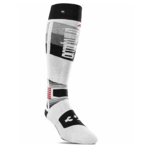 ThirtyTwo Asi Merino Performance Sock White
