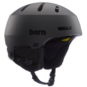 Bern Macon 2.0 thinShell Black 2021