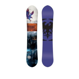 Never Summer Womens Lady West ES Snowboard 2021