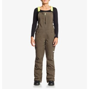 DC Womens Collective Shell Bib Pant Tarmac 2021