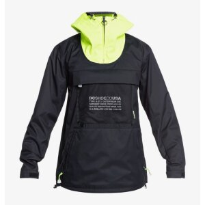 DC Asap Shell Anorak Black 2021