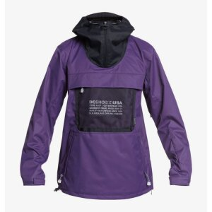 DC Asap Shell Anorak Grape 2021