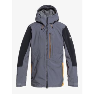 Quiksilver Travis Rice Stretch Shell Jacket Iron Gate 2021