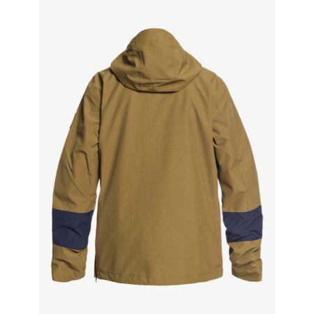 Quiksilver Steeze Shell Jacket Olive 2021