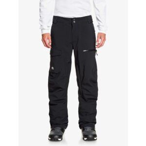 Quiksilver Utilty Shell Pant True Black 2021