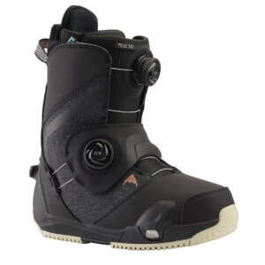 Burton Womens Felix Step On Black 2021