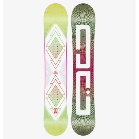 DC Womens Biddy Snowboard 2021 144