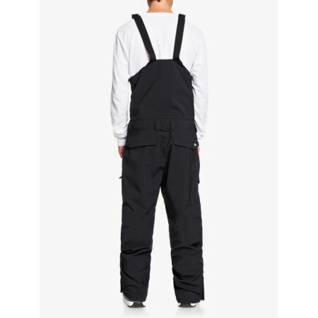 Quiksilver Utilty Shell Bib Pant True Black 2021 L