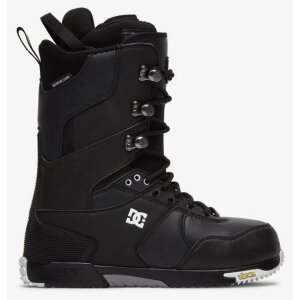 DC The Laced Boot Black 2021