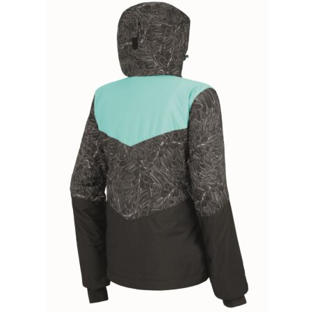 Picture Womens Week End Jacket Turquoise Black 2021