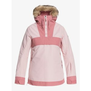 Roxy Womens Shelter Jacket Silver Pink 2021